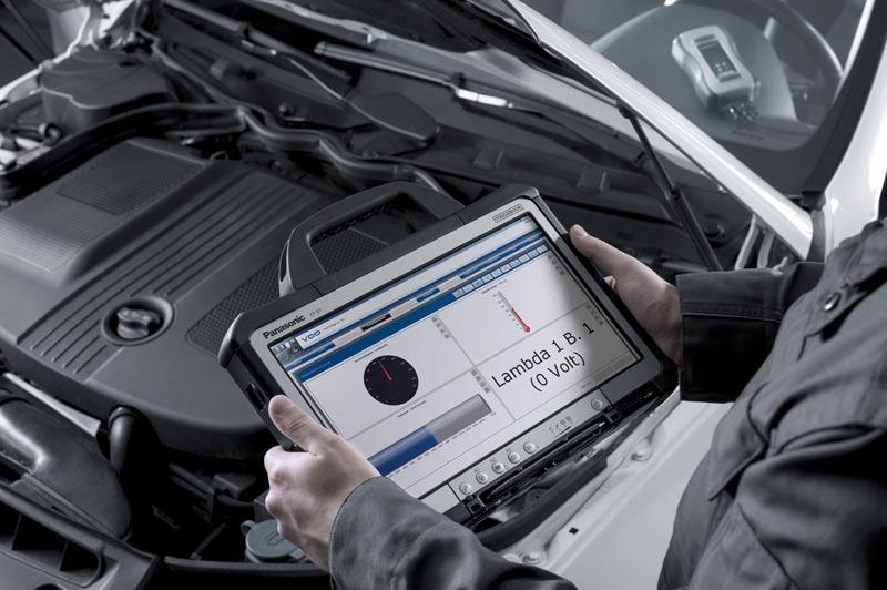 Car Engine Diagnostics